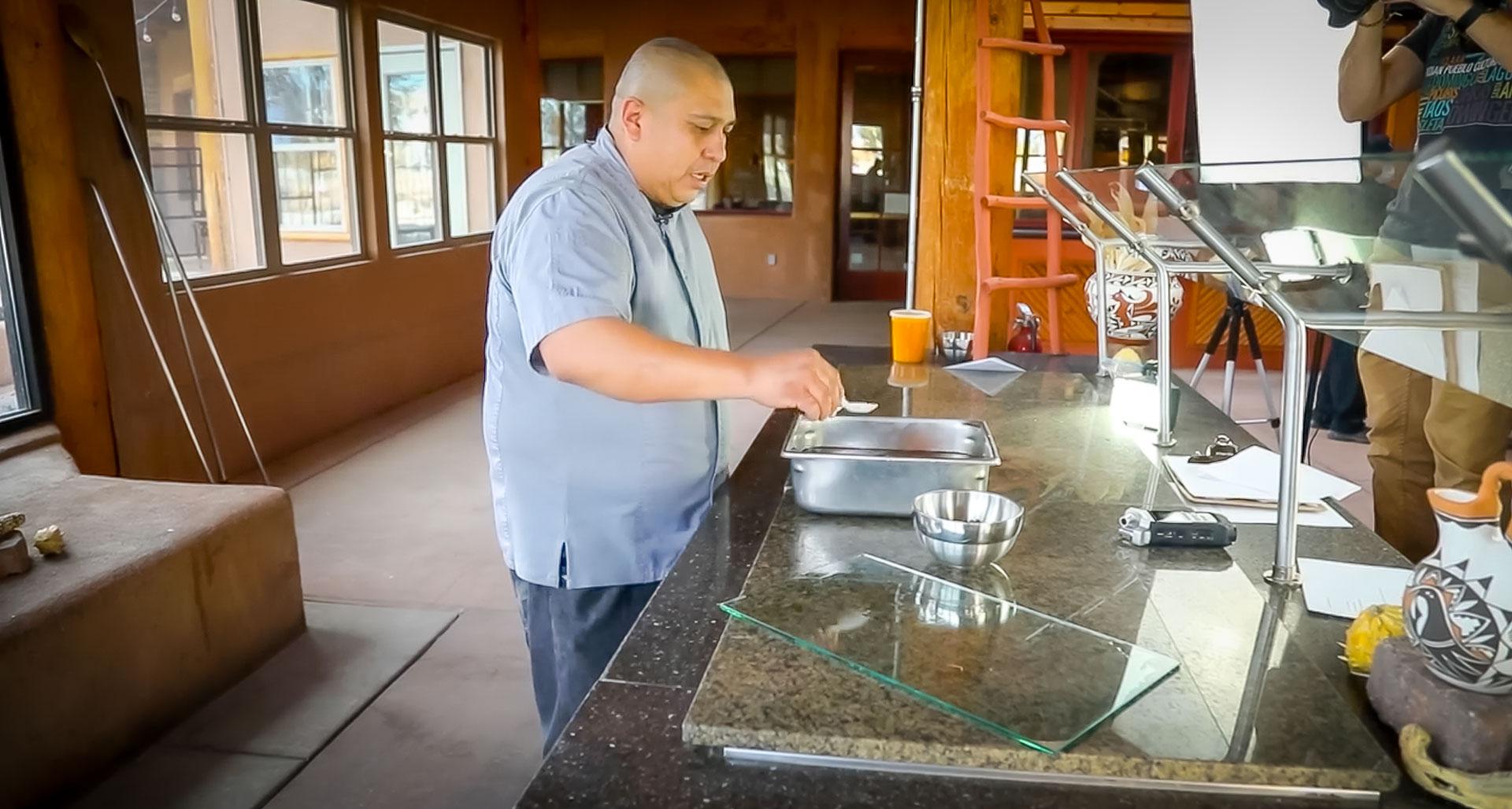 Indian Pueblo Teaching Kitchen