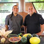 Indian Pueblo Kitchen Chef Benjamin Shendo and Ray Naranjo