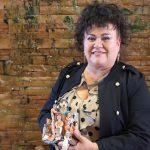Carol G Lucero Gachupin Jemez Pueblo Potter