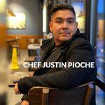 Chef Justin Pioche