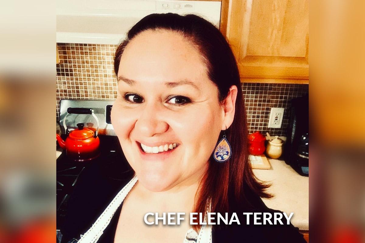 Chef Elena Terry